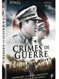 sortie dvd  Crimes De Guerre