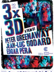 sortie dvd  3x3D
