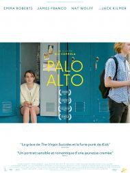 sortie dvd  Palo Alto