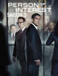 sortie dvd  Person Of Interest Saison 3