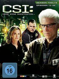 sortie dvd  Les Experts Saison 12