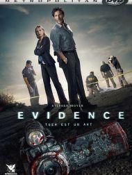 sortie dvd  Evidence