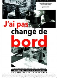 sortie dvd  J'ai Pas Changé De Bord