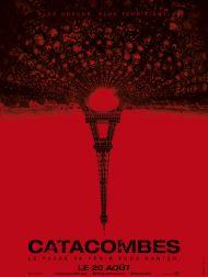 sortie dvd  Catacombes