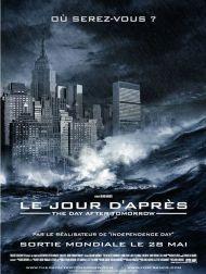 sortie dvd  Le Jour D'après