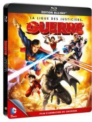 sortie dvd  La Ligue Des Justiciers : Guerre