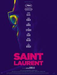 sortie dvd  Saint Laurent