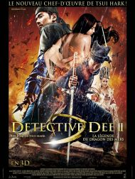 sortie dvd  Detective Dee 2