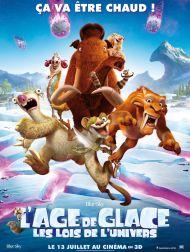 sortie dvd  L'âge De Glace : Les Lois De L'Univers