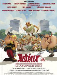 sortie dvd  Astérix : Le domaine des dieux