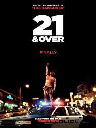 sortie dvd  21 & Over