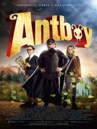sortie dvd  Antboy : petit héros, maxi pouvoir