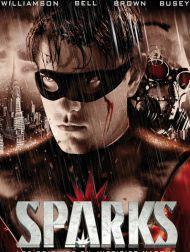 sortie dvd  Sparks : Les origines du justicier masqué