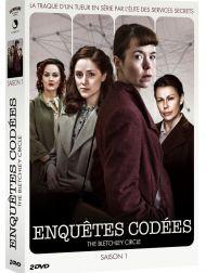 sortie dvd  Enquêtes Codées Saison 1