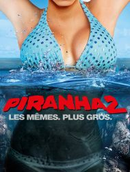 sortie dvd  Piranha 2