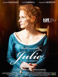 sortie dvd  Mademoiselle Julie