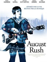 sortie dvd	  August Rush