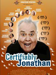 sortie dvd  Certifiably Jonathan