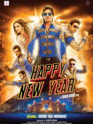sortie dvd  Happy New Year