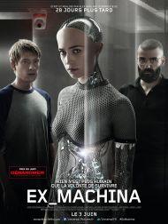 sortie dvd  Ex Machina