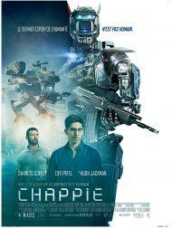 sortie dvd  Chappie