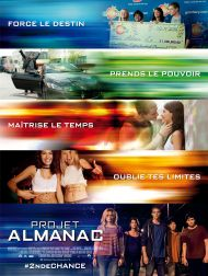 sortie dvd  Projet Almanac