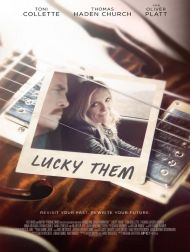 sortie dvd  Lucky Them