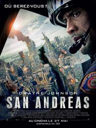 sortie dvd  San Andreas