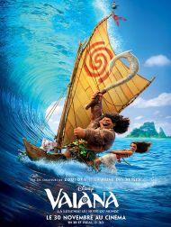 sortie dvd  Vaiana, La Légende Du Bout Du Monde