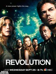 sortie dvd  Revolution, Saison 2
