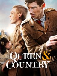 sortie dvd  Queen And Country