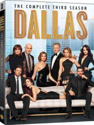 sortie dvd  Dallas (2012) Saison 3