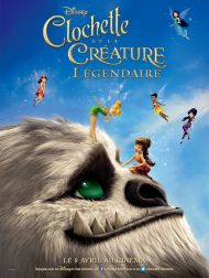 sortie dvd  Clochette Et La Créature Légendaire