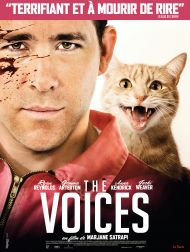 sortie dvd	  The Voices