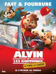 sortie dvd  Alvin Et Les Chipmunks : à Fond La Caisse
