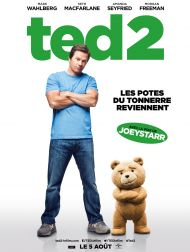 sortie dvd  Ted 2