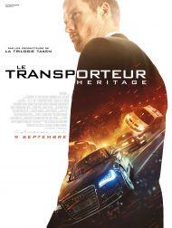 sortie dvd  Le Transporteur Héritage