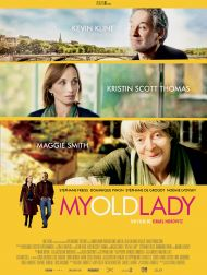 sortie dvd  My Old Lady