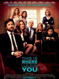 sortie dvd  This Is Where I Leave You