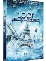 sortie dvd  100 Degrees Below Zero