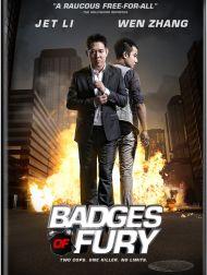 sortie dvd  Badges Of Fury
