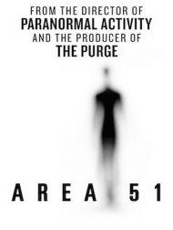 sortie dvd  Area 51