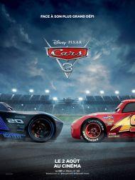 sortie dvd  Cars 3