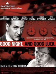 sortie dvd  Good Night, And Good Luck