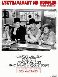 sortie dvd  L'Extravagant Mr Ruggles