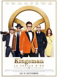 sortie dvd  Kingsman: Le Cercle D'or