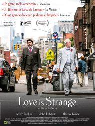 sortie dvd  Love Is Strange