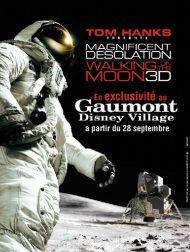 sortie dvd  Magnifique Désolation : Marchons Sur La Lune