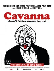 sortie dvd  Cavanna, Jusqu'à L'ultime Seconde, J'écrirai