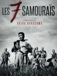 sortie dvd  Les Sept Samouraïs